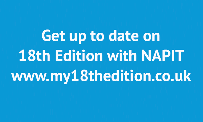 18th Edition Wiring Regulations with Napit
