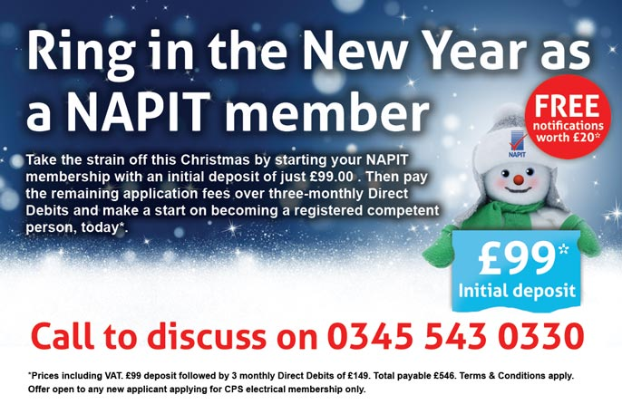 Get NAPIT this christmas