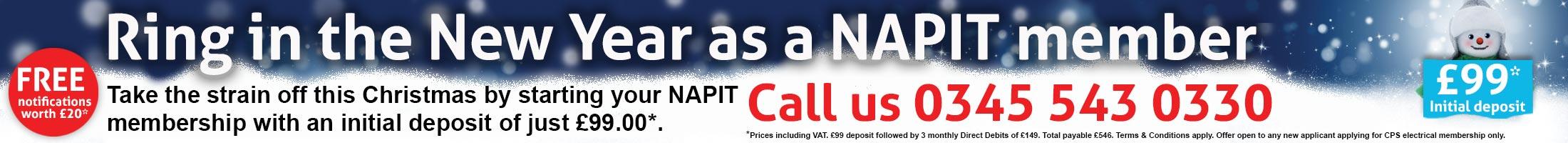 NAPIT Xmas offer