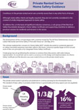 Private Rented Sector Graphic